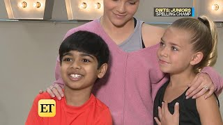 DWTS: Juniors: Spelling Bee Champ Akash Vukoti on the 'Cuteness' Advantage (Exclusive)