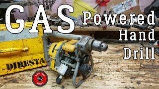 [DiRestoration] Gas-Powered Hand Drill