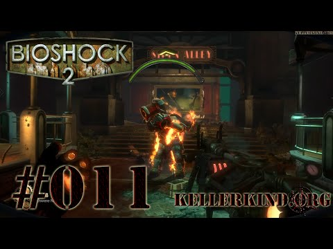 Bioshock 2 [HD|60FPS] #011 - Siren Alley ★ Let's Play Bioshock 2