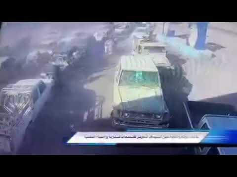 سقوط صاروخ بالستي أطلقته المليشيات الحوثية على مجمع تجاري شرق مدينة مأرب