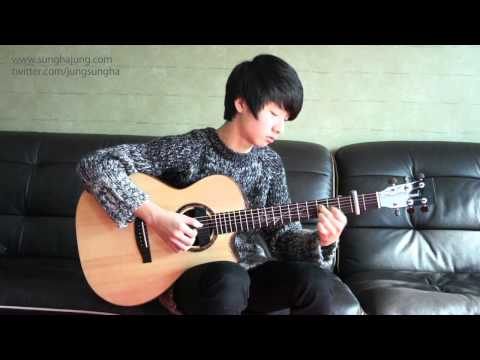 It Will Rain - Sungha Jung - Free Guitar Tabs