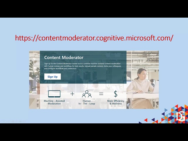 Discover Content Moderator by Stefano Tempesta