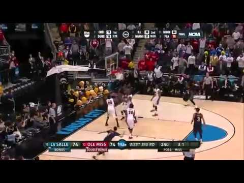 NCAA Basketball Tournament 2013 Montage