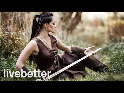 Irish Celtic Music Relaxing Instrumental Medieval Drums and Flute Like Movies