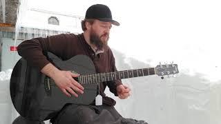 RainSong BI-JM1000N2 Acoustic Guitar