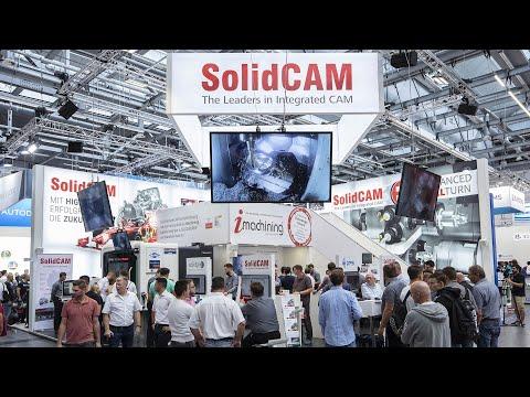 Das SolidCAM Messevideo zur AMB 2018