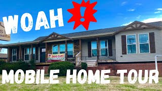 The baddest mobile home on the market! 47x76 4 bed 3.5 bath by Deer Valley Homebuilders | Home Tour