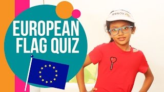 Kids quiz | Europe | Part 1 | Flags of the world