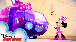 Bessie Delivers Again! | Minnie's Bow-Toons | @Disney Junior