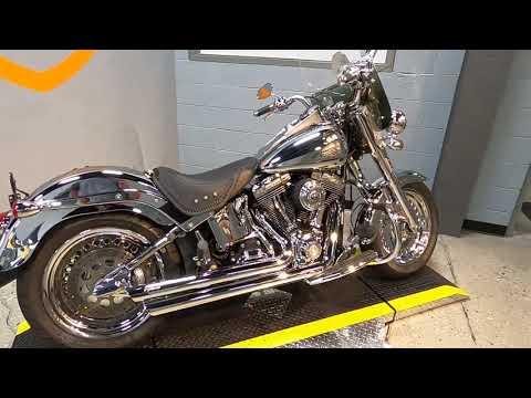 2007 Harley-Davidson Fat Boy FLFB