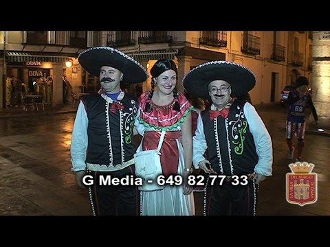 Carnaval en El Burgo