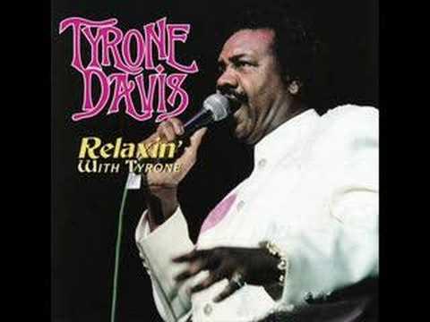"Tyrone Davis-Leavin' Me ""www.getbluesinfo.com"""