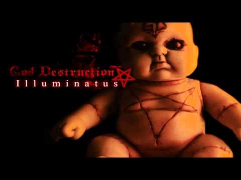 God Destruction/Illuminatus: Released Album on 13:04:12 (Promo)