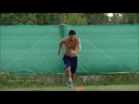 Lionel Messi Individual Training Clips -