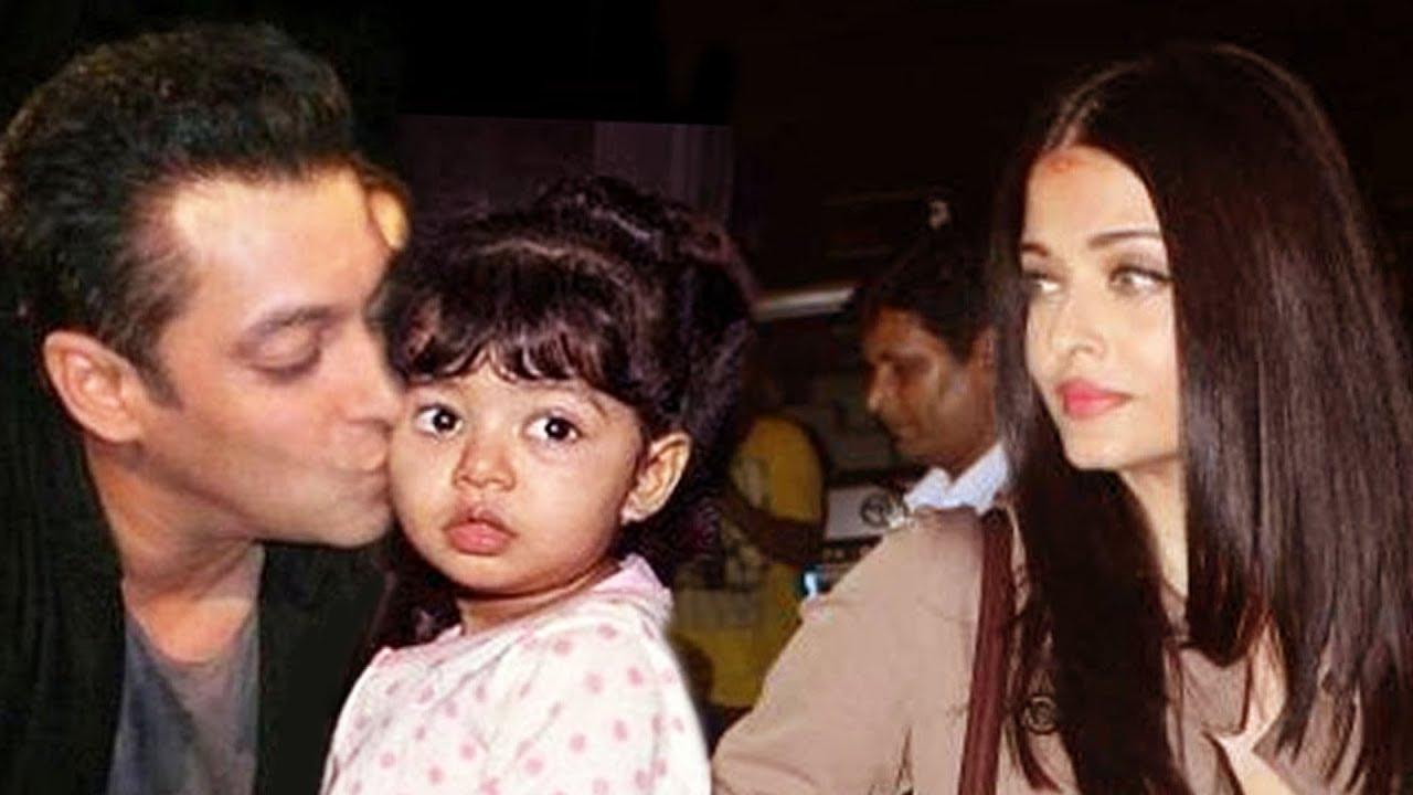 Watch - Salman Holding Aishwarya's Daughter Aaradhya - Story Revealed  downoad full Hd Video