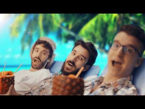 Steve Aoki - Pretender ft. AJR & Lil Yachty [Official Music Video]