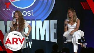 Super Bowl 2020: JLO y Shakira prometen un show con mucho sabor latino   Al Rojo Vivo   Telemundo