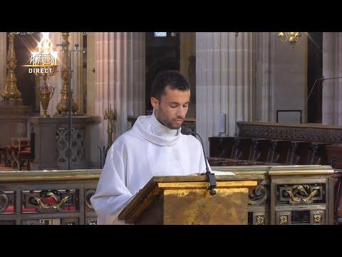 Messe du 17 septembre 2021 à Saint-Germain-l'Auxerrois