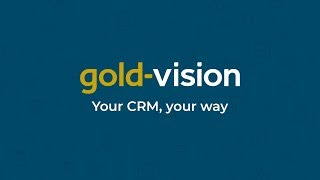 Gold-Vision CRM video