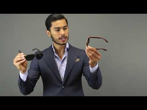 Are Wooden Accessories Changing the Game? | Wood Sunglasses, Ties, or Watches?