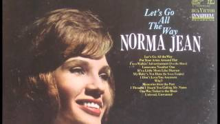 Norma Jean - I Don't Love You Anymore