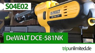 DeWALT DCE-581NK | S04E02