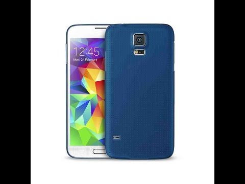 Cover 0,3 Ultra Slim Galaxy S5 by Puro, video recensione