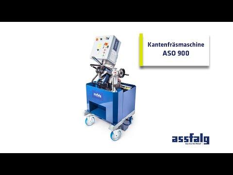 Máquina de achaflanado ASO 900