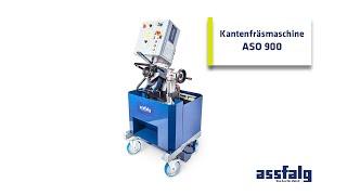 Chamfering Machine ASO 900