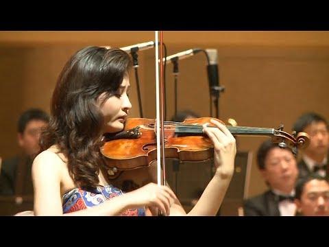 梁祝小提琴协奏曲 - 苏雅菁(高伟春指挥) Butterfly Lovers Violin Concerto - Su Yajing (Gao Weichun conducts)