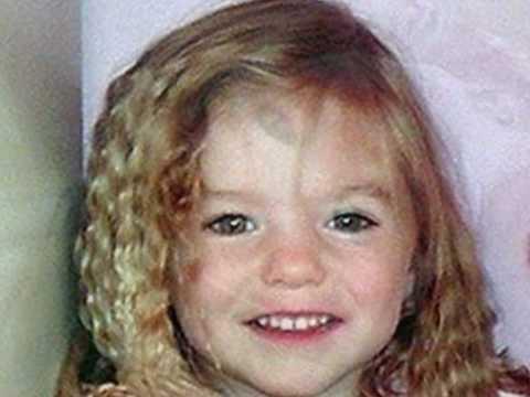 madeleine mccann � still alive unsolved crimes