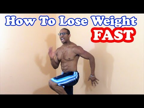 Running In Place Workout – How To Lose Weight Fast
