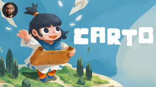 Youtube thumbnail for Carto Review | Super cute world-altering puzzler