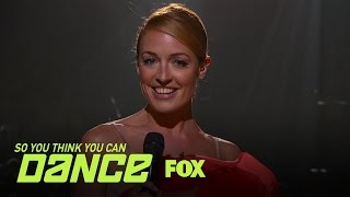 A Decade Of Deeley | SO YOU THINK YOU CAN DANCE