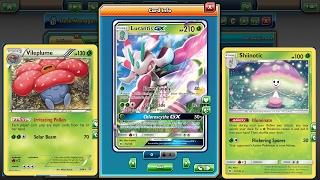 Shiinotic  - (Pokémon) - Pokemon TCG - Lurantis GX/Shiinotic/Vileplume - Sun & Moon Item Lock Deck!