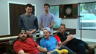 Download Youtube: How 'Dude Perfect' Pulls Off Epic Trick Shots | Nightline | ABC News