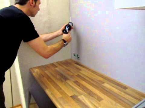 Montage Küchenrückwand