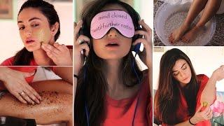 DIY: At Home Spa To Tighten Skin, Reduce Cellulite and Brighten Dark Spots