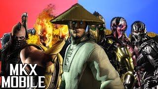 ТРИБОРГИ VS АЛМАЗНЫЕ КАРТЫ • Mortal Kombat X Mobile 💪
