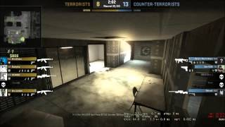 CS:GO Hostage Rescue - Mission Impossible Style - Silver Edition