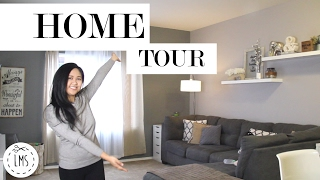 How To Decorate Small Spaces | Official Home Tour!