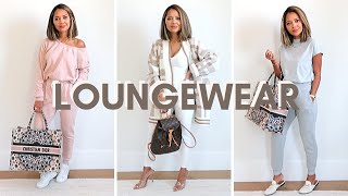 How To Style Loungewear | Comfy But Cute Outfits