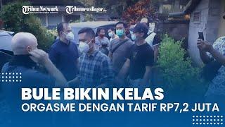 Heboh Bule Gelar Kelas Orgasme di Bali dengan Tarif Rp7,2 Juta, WN Australia Diperiksa Polisi