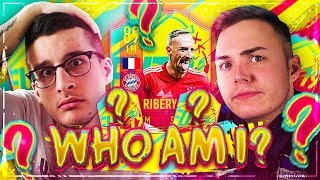"FIFA 19: CARNIBALL RIBERY ""WHO AM I"" vs NOHANDGAMING"