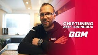 CHIPTUNING Oder TUNINGBOX - Vergleichstest By BBM