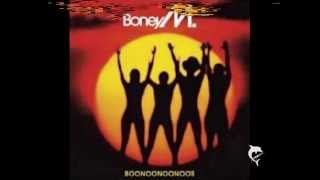 BONEY M. - SILLY CONFUSION - 1981