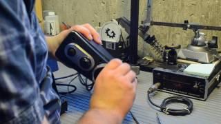009 - Repairing Buzzy Logitech Z523 Speakers