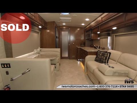 2014 Dynamax Dynaquest 36XL Motor Coach