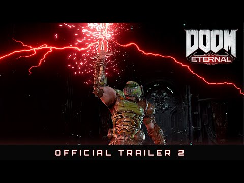 DOOM Eternal Trailer 2