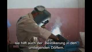 preview picture of video 'Eine neue Schmiede für unser Projekt in Sancti Spíritus'